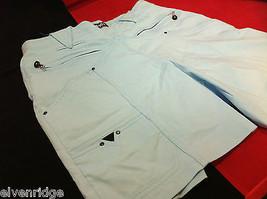 Jamie Sadock Womens Golf Tennis Classy Sport Shorts Light Blue size 6 image 5