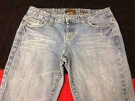 Aeropostale Hell Blaue Jeans Größe 9 to 10 Regulär Jeans Für Damen