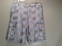 100 Percent Cotton Surplus 34 Casual Shorts Size 34 Front and Back Pockets image 1