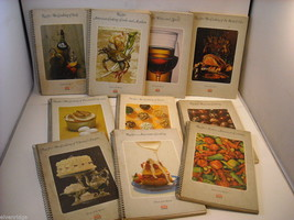 10 Volumes of Foods of the World