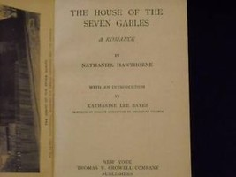 1902 the house of the seven gables by hawthorne