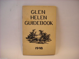 1948 Booklet: Glen Helen Guidebook