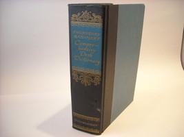 1962 Thorndike-Barnhart Comprehensive Desk Dictionary