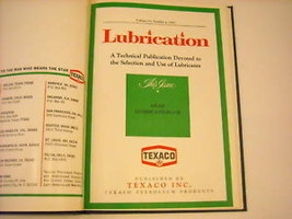 1967 Hardcover Bound Monthly Periodicals- Lubrication