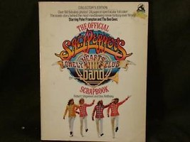 1978 Official Sgt Pepper Lonely Heart Club Scrapbook