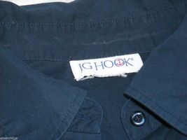 2 JG Hook Button up Shirts (Lime Green and Midnight Blue)