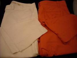 2 Size 12 Women's Catalina capri pants