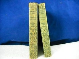 2 Vintage Bobbsey Twins Story Books