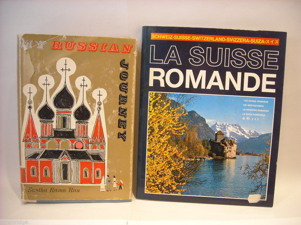 2 Stories of Travel. My Russian Journey and La Suisse Romande