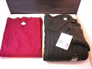 2 womans tops pullovers sweater and shirt size 3X