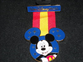 2007 Mickey Mouse Ribbon Disney Collector Trader Pin