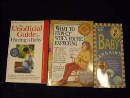 3 Expecting Mother Pregnancy Books and Guides