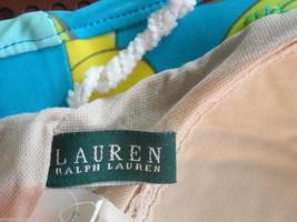 3 Bright Patterned One Piece Designer Bathing suits Lauren Speedo Nautica image 3