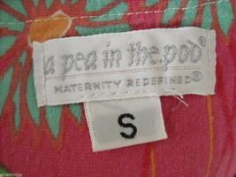 3 Cotton Sleeveless Maternity tops Size Small image 5