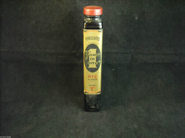 3 large antique bottles Rye Flavor and Fowler's Cherry Smash image 3