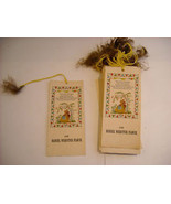 40 Antique Bookmarks Daniel Webster Flour - $27.71