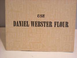 40 Antique Bookmarks Daniel Webster Flour image 6