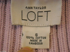 6 pieces Women's Clothing Knit tops size small petite Ann Taylor Talbots Bristol image 5