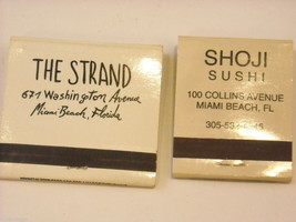 9 Matchbooks and boxes from Southern US image 6
