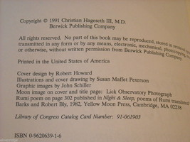 A Thirteen Moon Journal Christian Hageseth 1991 image 6