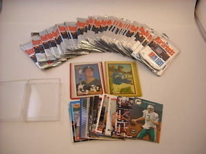 69 Football Basketball Baseball Trading Cards Domino's