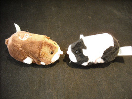 6 Battery Operated Zhu Zhu pets with Habitat included image 7