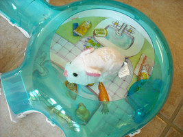 6 Battery Operated Zhu Zhu pets with Habitat included image 4