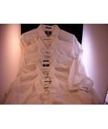7 White Shirts 18 35 3X Beene Heusen Strathmore Botany - $34.64