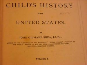 A Child's History of the United States Vol 1 1872