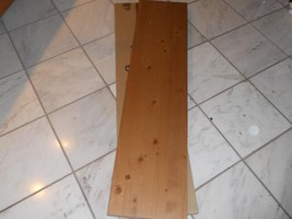 A Pair of wooden Planks from IKEA