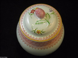 Adams Lowestoft Sugar Bowl vintage piece pattern 2087 image 2