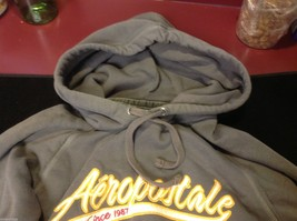 Aéropostale hoodie in large gray image 1
