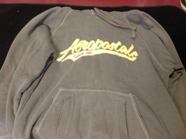 Aéropostale hoodie in large gray image 6