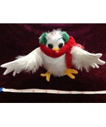 Analee Poseable Owl  Bird Decoration Made In USA New with Tag - $39.99