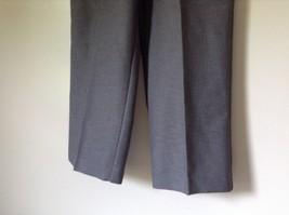 Alfred Dunner Light Gray Dress Pants Elastic Waistband Size 10 image 4