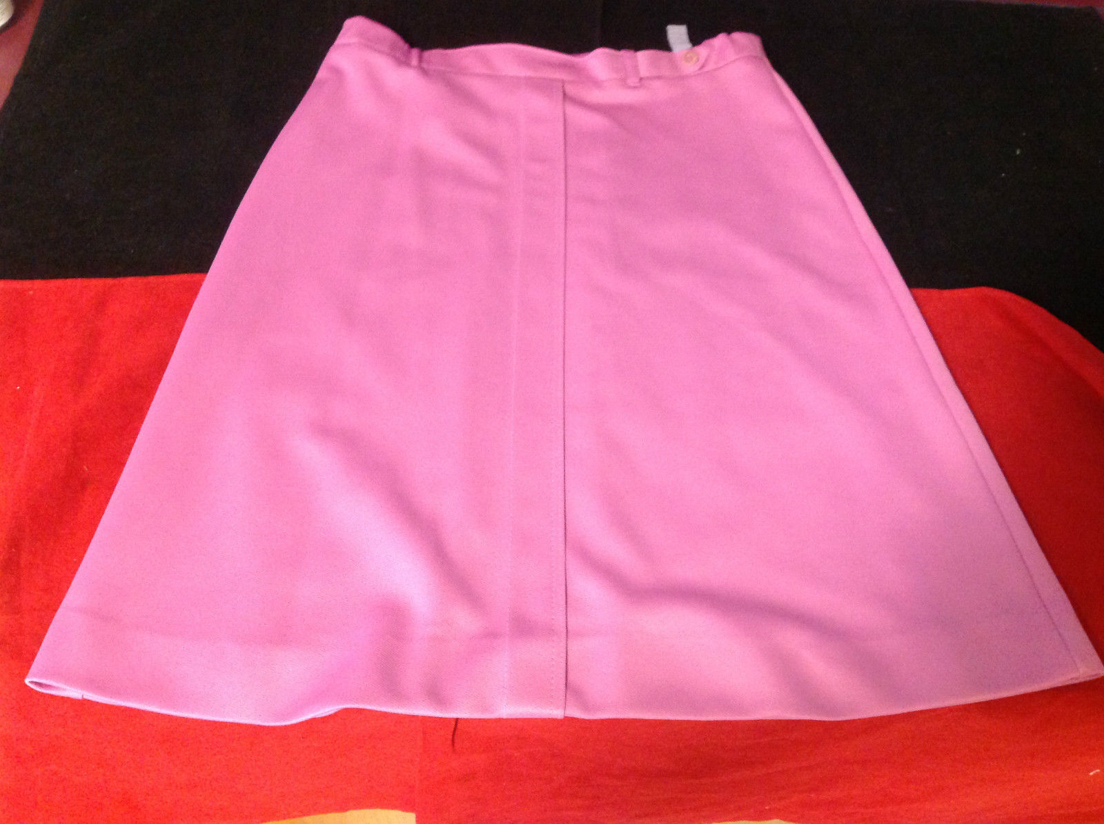 Alfred Dunner size 12 purple skirt W 15 inches L 24 inches