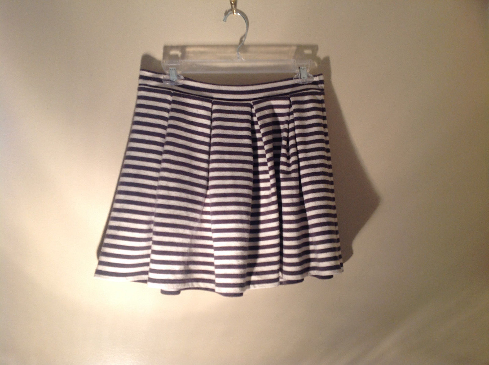 American Eagle Outfitters Zebra Skirt Stretchy Waist Size Medium