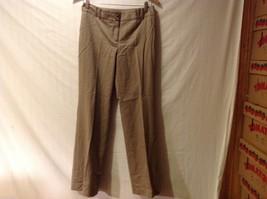 Ann Taylor Loft Womans Tan Dress Pants, Size 4