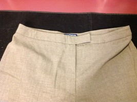 Ann Taylor stretch dress pants  size 12P dark brown