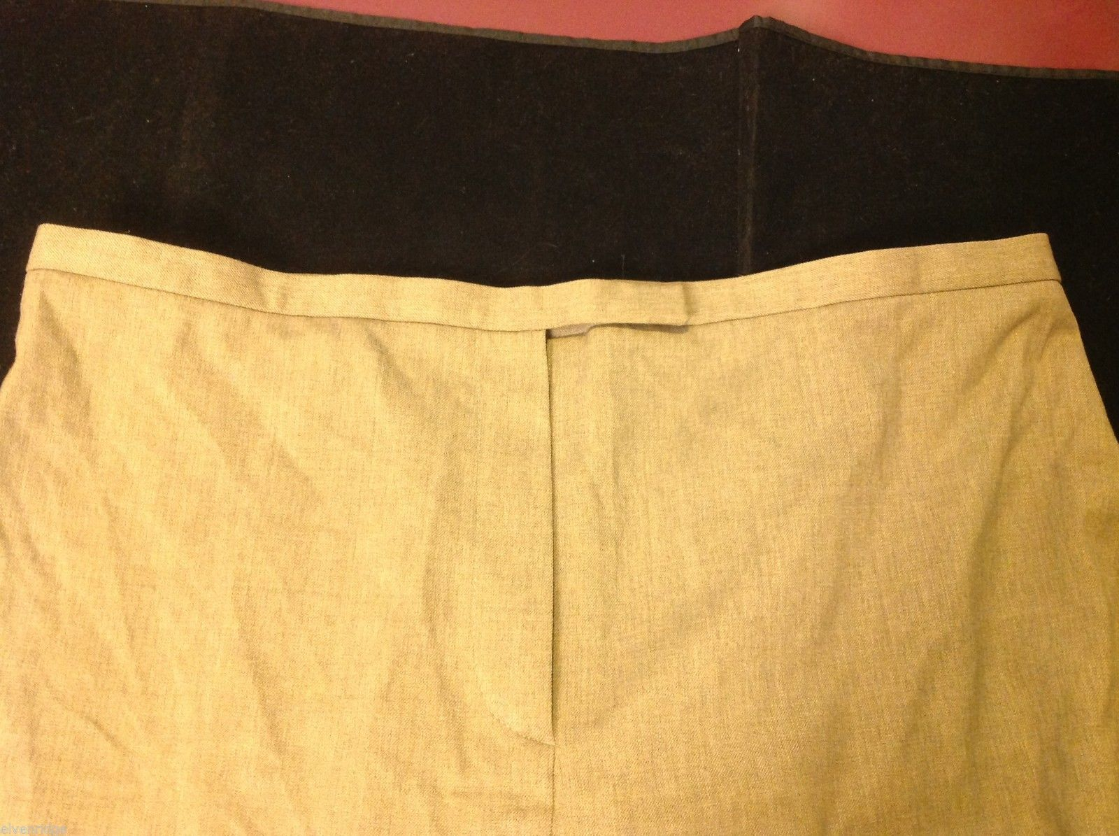 Ann Taylor stretch dress pants  size 12 tan brown