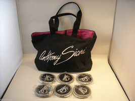 Anthony Sicari Designer Tote Bag and key chain purses