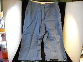 Annie Alexander Women's Pants light Blue Size 10