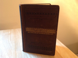 Antique Book The German Grandmother By Society for Promoting Christian Knowledge