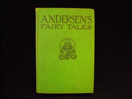 Antique Hardcover Anderson's Fairy Tales image 1