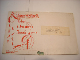 Antique James W. Brim Co. 1944 Christmas Book Catalogue