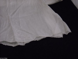 Antique Baby Dress Gown Sheer Linen 1900s Vintage Edwardian image 5