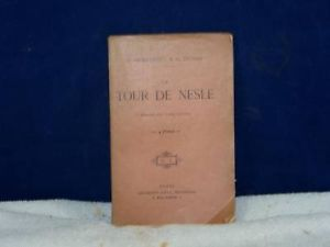 Antique copy of Tour de Nesle by Gaillardet and Dumas