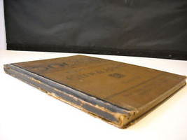 Antique 1875 Elementary Geography Textbook illustrated Swinton image 3