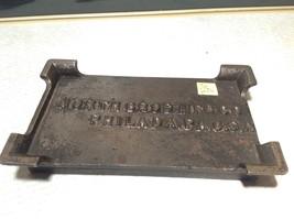 Antique Dover Sad Iron with Fluter Base image 7