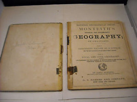 1873 National Geographical Physical Geography illustrated image 4